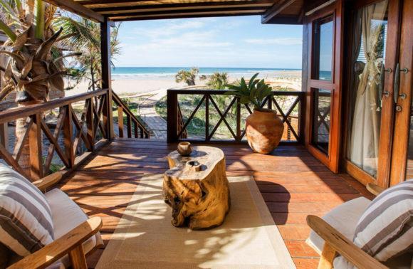 Sentidos room private terrace family villa