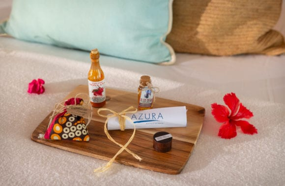 Azura Retreats Welcome Gift